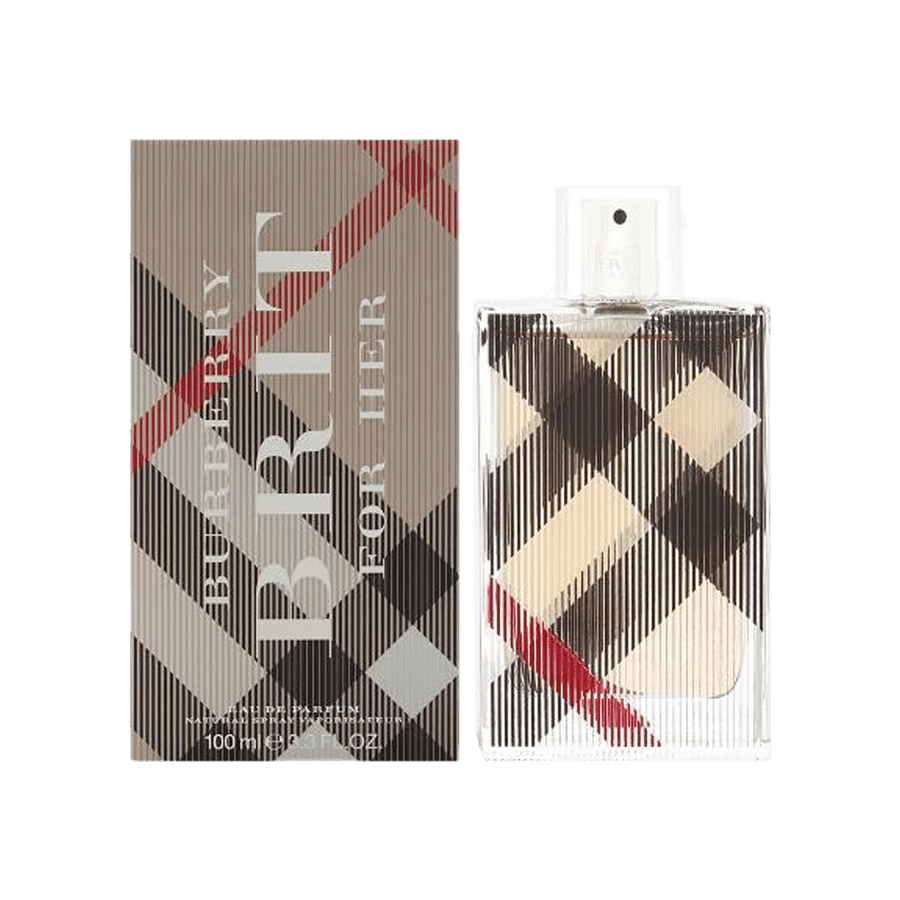 BURBERRY BRIT 3.4 EDP SP FOR WOMEN