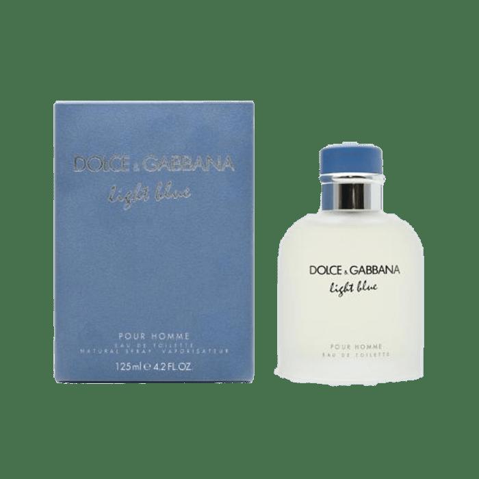 DOLCE & GABBANA LIGHT BLUE 4.2 EDT SP FOR MEN