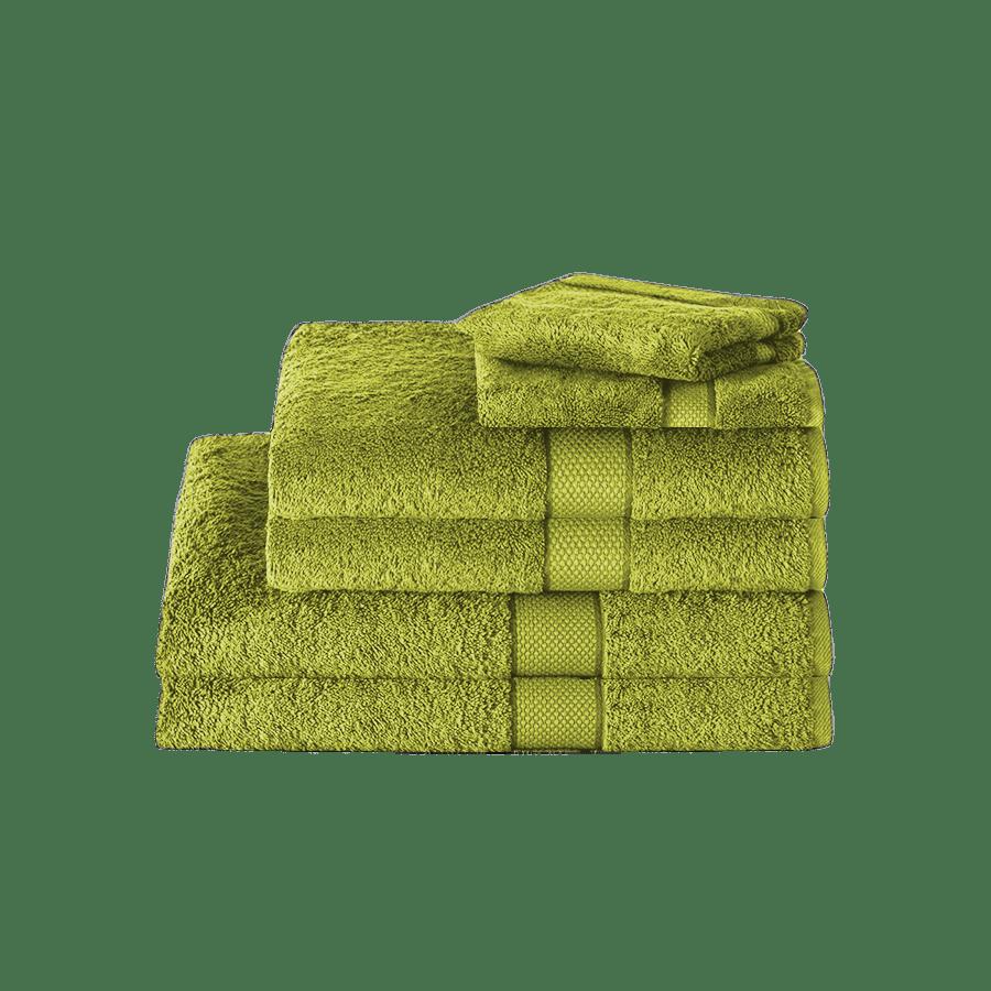 Apple Green Towels